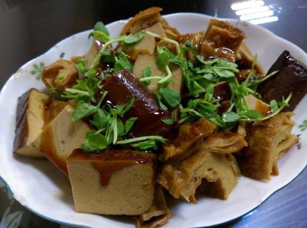 IMAG7075 中壢-素食天香麵 懷念中的味道