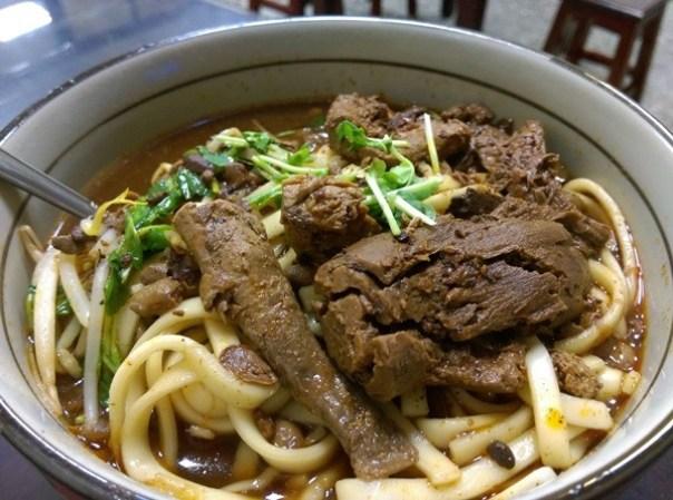 IMAG7076 中壢-素食天香麵 懷念中的味道
