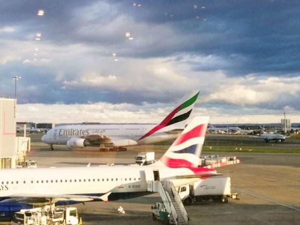 IMG_20160409_185834 201604台北倫敦 感謝國泰航空惠賜商務艙機票一張