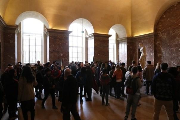IMG_4471 Paris-巴黎羅浮宮Musee du Louvre 三寶還有勝利女神跟斷臂維納斯
