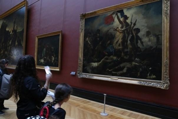IMG_4510 Paris-巴黎羅浮宮Musee du Louvre 三寶還有勝利女神跟斷臂維納斯