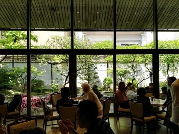 InodaHQ13 Kyoto-京都的一天從Inoda Coffee開始 76年馳名咖啡館(Inoda Coffee本店)