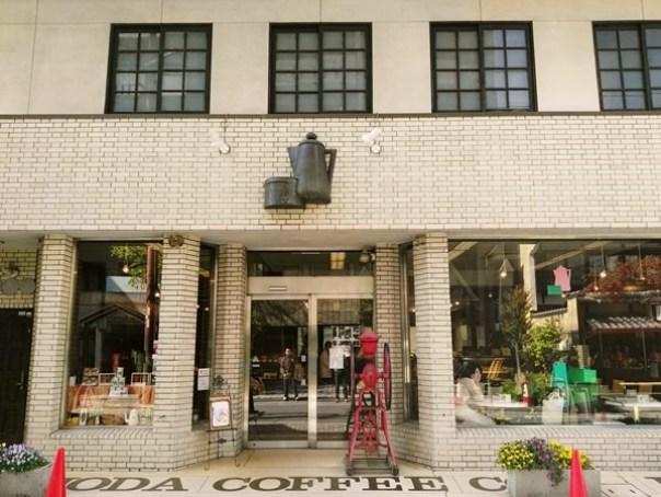 Inodasanjo13101 Kyoto-Inoda Coffee(三条店) 76年京都咖啡名店