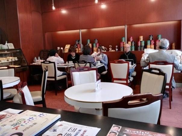 Inodasanjo13108 Kyoto-Inoda Coffee(三条店) 76年京都咖啡名店