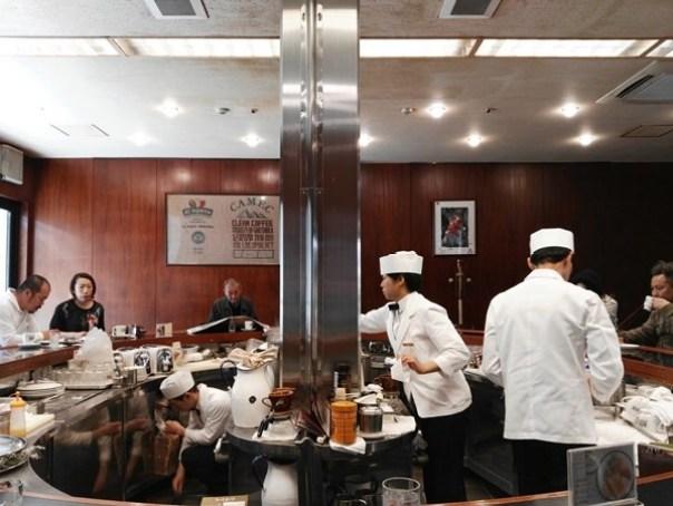 Inodasanjo13112 Kyoto-Inoda Coffee(三条店) 76年京都咖啡名店