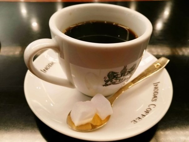 Inodasanjo13121 Kyoto-Inoda Coffee(三条店) 76年京都咖啡名店
