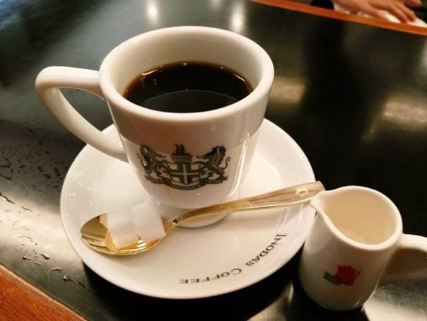 Inodasanjo13124 Kyoto-Inoda Coffee(三条店) 76年京都咖啡名店