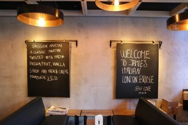 Jamie05 London-Jamie's Italian奧利佛大師的創意空間 倫敦必試