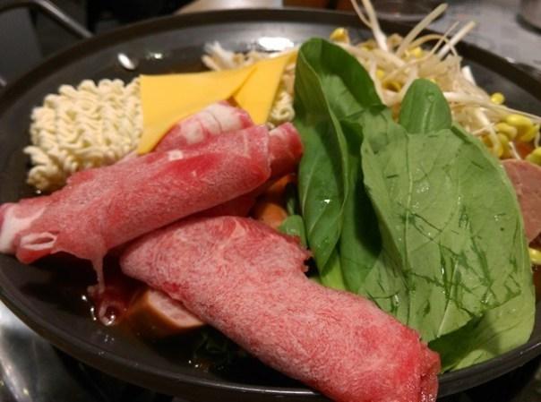 Kfood09 中壢-澄川黃鶴洞 韓式鍋物適合冷冷的天吃
