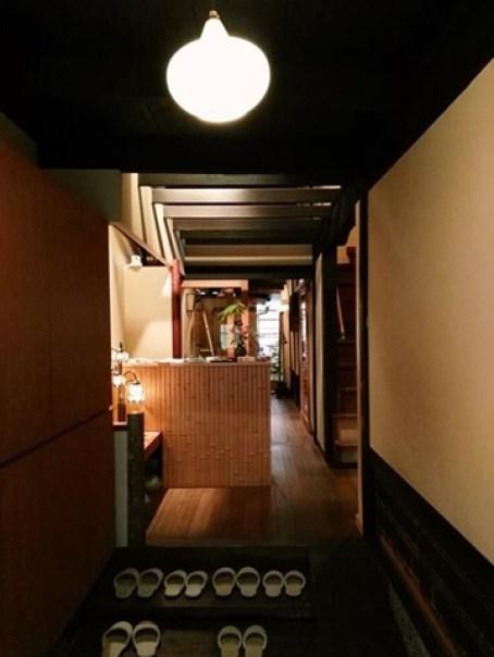 MA04 Kyoto-京町間 京都百年小旅館 舊建築新氣象 溫暖的住宿環境