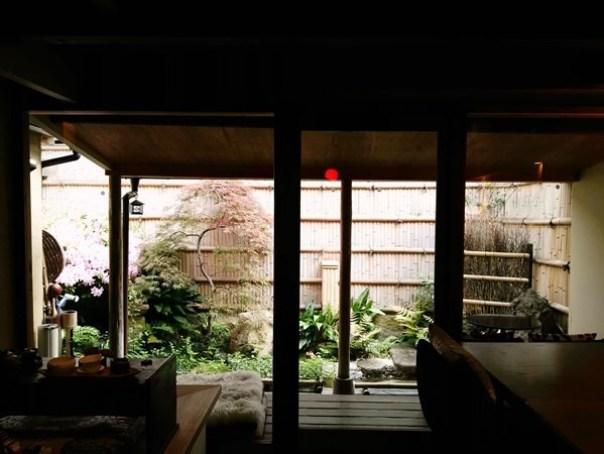 MA12 Kyoto-京町間 京都百年小旅館 舊建築新氣象 溫暖的住宿環境