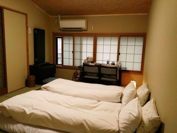 MA19 Kyoto-京町間 京都百年小旅館 舊建築新氣象 溫暖的住宿環境