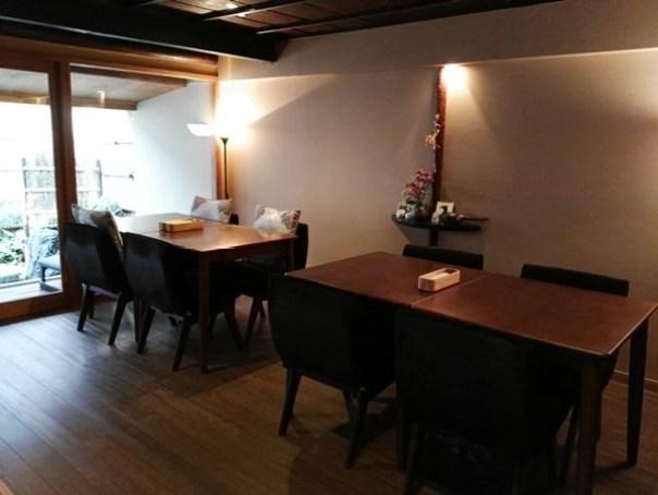 MA35 Kyoto-京町間 京都百年小旅館 舊建築新氣象 溫暖的住宿環境
