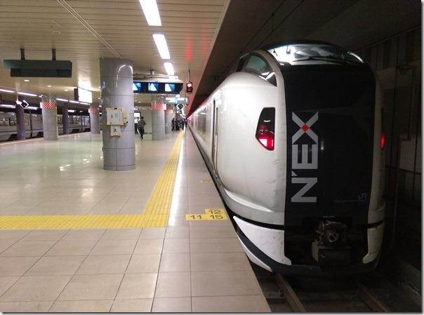 NEX06_thumb1 Tokyo-NEX成田機場快線 東京來回票 日圓4000