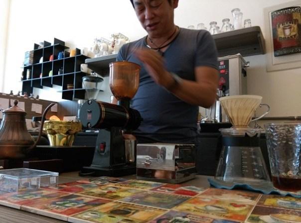 NO1208 竹北-原豆空間12號咖啡 隱身住宅區也有好咖啡