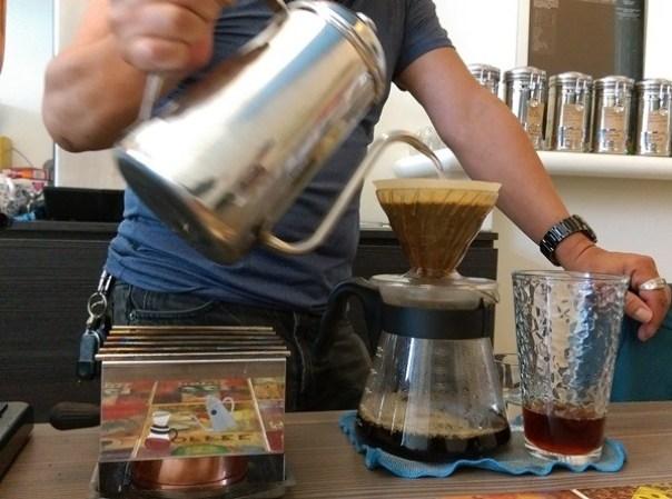 NO1215 竹北-原豆空間12號咖啡 隱身住宅區也有好咖啡