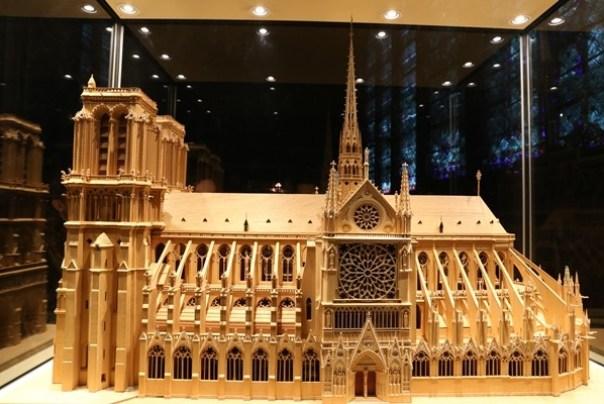 Notre-Dame31 Paris-Notre-Dame巴黎聖母院 鐘樓怪人在哪啊?