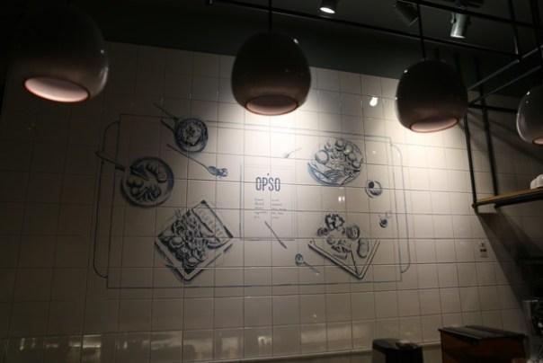 OPSO05 London-倫敦Marylebone車站附近 特色希臘料理OPSO米其林推薦喔