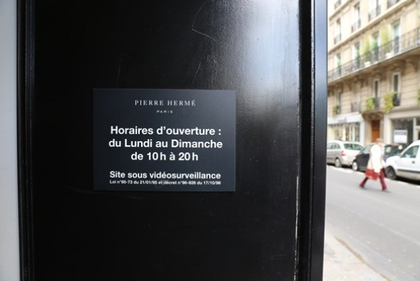PH03 Paris-Pierre Herme馬卡龍之神 來巴黎怎能錯過?