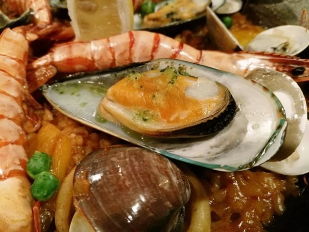 Paella17 竹北-Paella Bistro西班牙菜風味佳