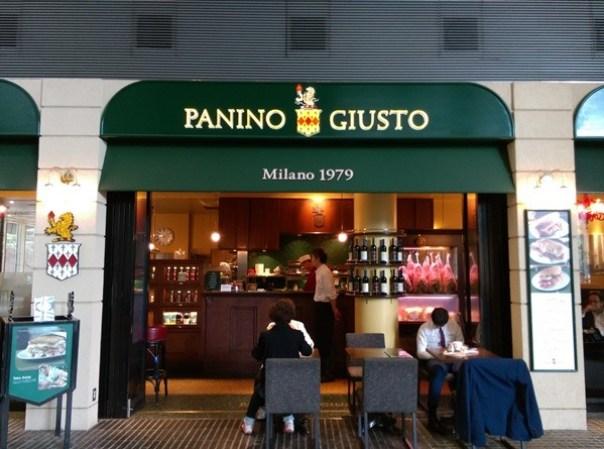 Panino03 Tokyo-Panino Giusto義式三明治 不吃則已 香港剛吃完東京也來吃一次