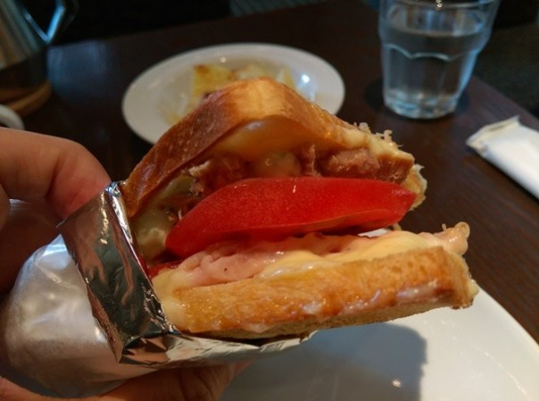 Panino14 Tokyo-Panino Giusto義式三明治 不吃則已 香港剛吃完東京也來吃一次