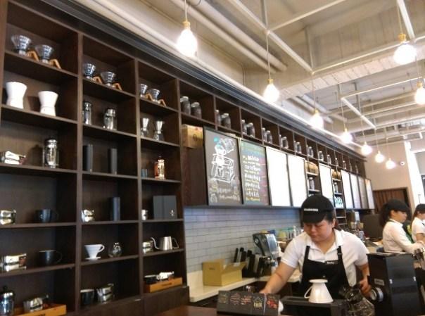 Starbucks07 大同-古蹟遇到星巴克 大稻埕鳳梨大王的家 星巴克保安門市