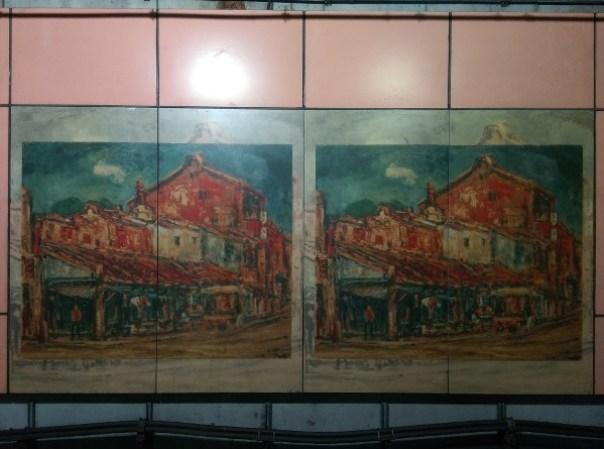 Starbucks23 大同-古蹟遇到星巴克 大稻埕鳳梨大王的家 星巴克保安門市