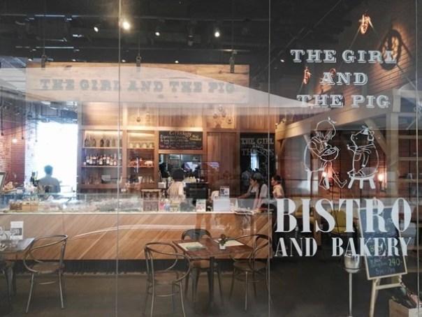 Thegirlandthepig01 Bangkok-The Girl and The Pig有趣的店名 高價的餐點