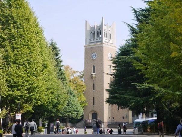 WASEDA170117 Waseda-都電荒川線散策之早稻田大學&鬼子母神社