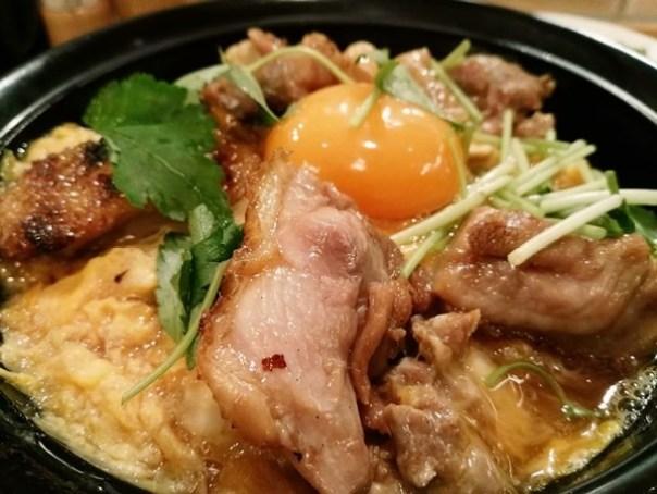 akida15 Tokyo-本家あべや(Kitte Granche店) 來自秋田比內雞的親子丼 怎麼這麼好吃!!!