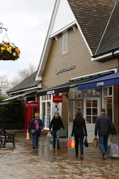 bicestervillage22 London-Bicester Village outlet果真是讓人停不下來的地方