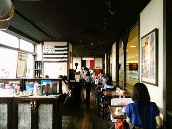 breizh0106 Nagoya-誤打誤撞來自巴黎的可麗餅名店BREIZH Cafe Creperie在名古屋車站