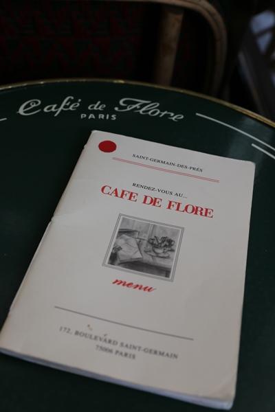 cafe-de-flore06 Paris-花神咖啡 論時事評政府 文人聚集的咖啡館