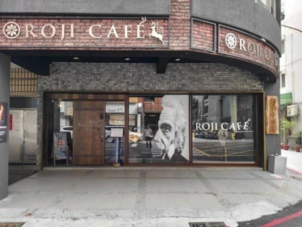 cafe01 苓雅-麓琦咖啡道館 科技工業風當道 愛因斯坦也坐鎮