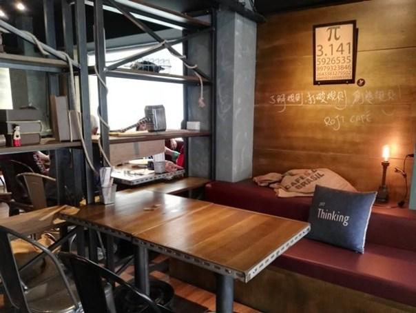 cafe18 苓雅-麓琦咖啡道館 科技工業風當道 愛因斯坦也坐鎮