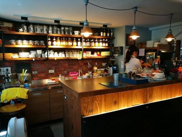cafeblue07 中壢-藍瓦咖啡 隱藏版生活雜貨混搭小店