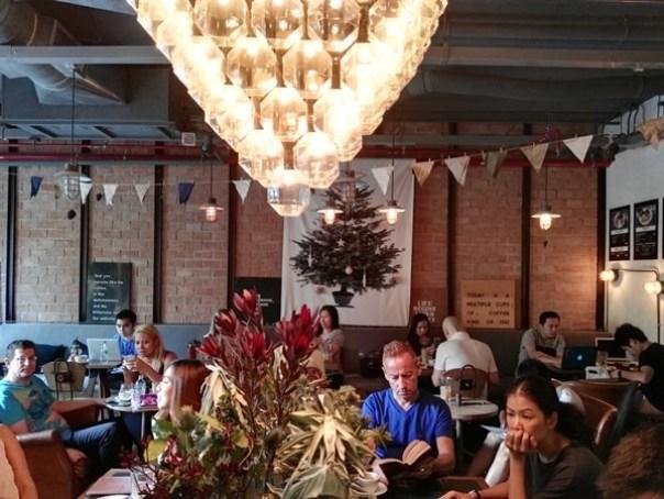 casa07 Bangkok-Casa Lapin曼谷超人氣咖啡廳 熱鬧中帶靜謐的溫暖