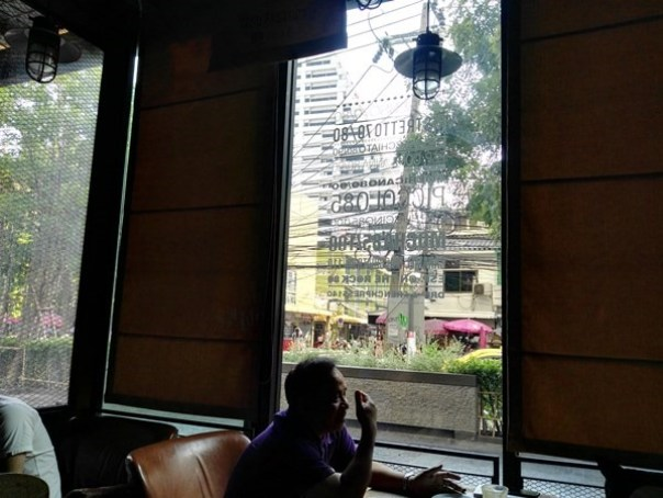 casa11 Bangkok-Casa Lapin曼谷超人氣咖啡廳 熱鬧中帶靜謐的溫暖
