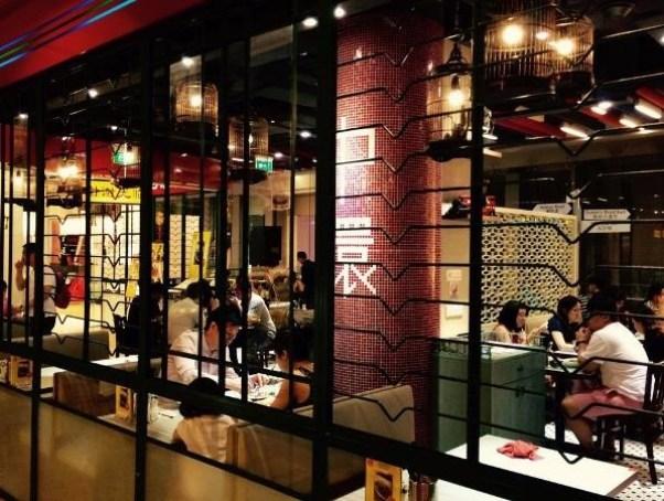 central00015 Singapore-中環香港茶餐廳 裝出來的香港復古風