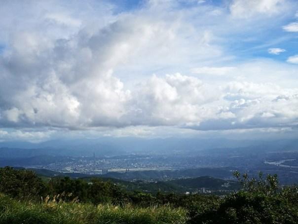 chixinmt28 陽明山-登七星山而小台北 台北第一高峰
