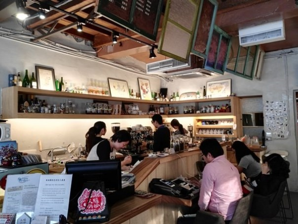 coffee11 鹽埕-元啡驢派 用堅持的態度 煮最好喝的咖啡和烘最好吃的派