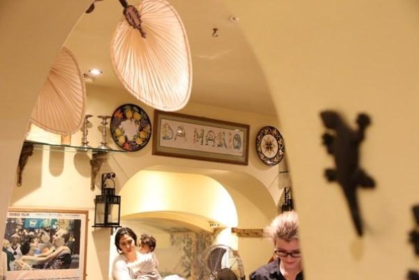 da-mario10 London-Da Mario永遠的王妃 黛安娜常吃的店在倫敦