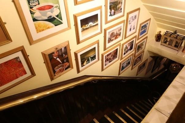 da-mario14 London-Da Mario永遠的王妃 黛安娜常吃的店在倫敦