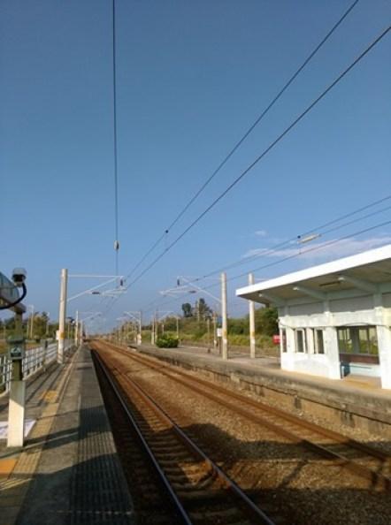 dashanstation09 後龍-大山車站 慢遊台鐵海線木造車站