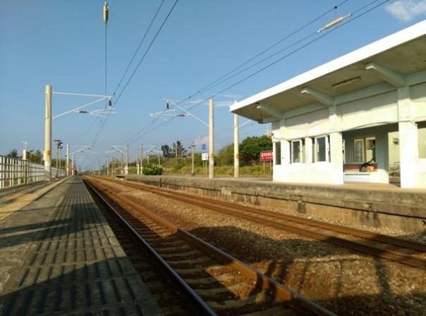 dashanstation12 後龍-大山車站 慢遊台鐵海線木造車站