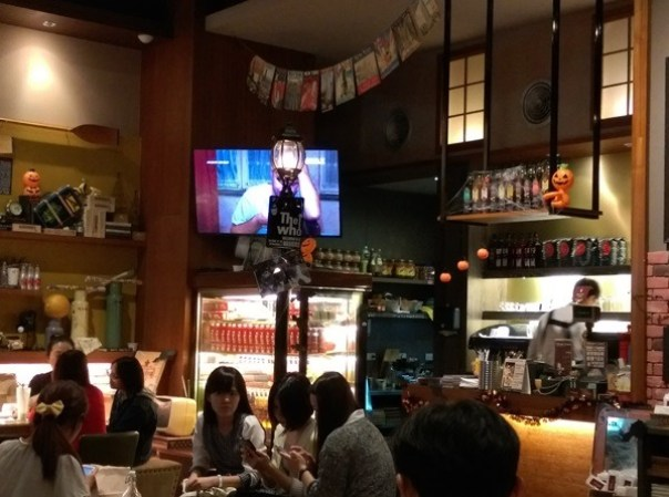 demmark07 中壢-丹馬克咖啡 溫暖空間少數開到半夜的咖啡廳