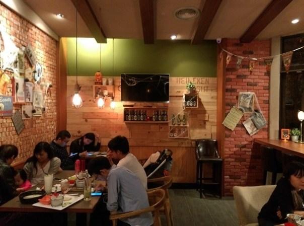 demmark11 中壢-丹馬克咖啡 溫暖空間少數開到半夜的咖啡廳