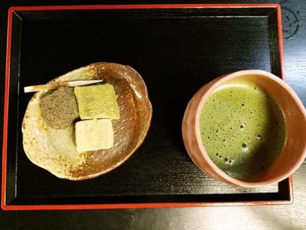 dessert18 Kyoto-峯嵐堂 渡月橋本店 好吃的蕨餅(わらびもち)
