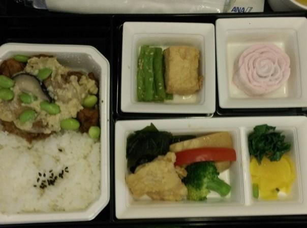fly19 201510東京來回 好久沒從成田進出囉 原來起飛不久可以看到龜山島